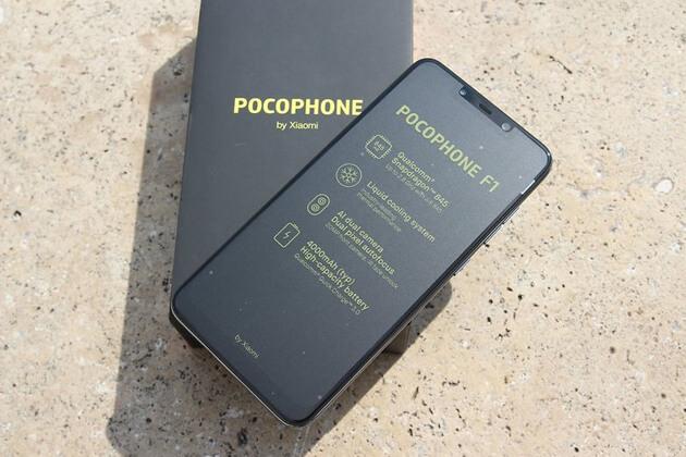 Xiaomi Pocophone F1 обзор производительности: турбо во все времена
